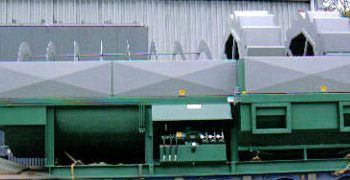 100 tonne TPH 2 Grade Dewaterer