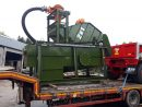 30 TPH Hydracyclone with 2m x 1m Dewatering Screen